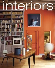 great online tool of Interiors magazine (chicago) - web and print