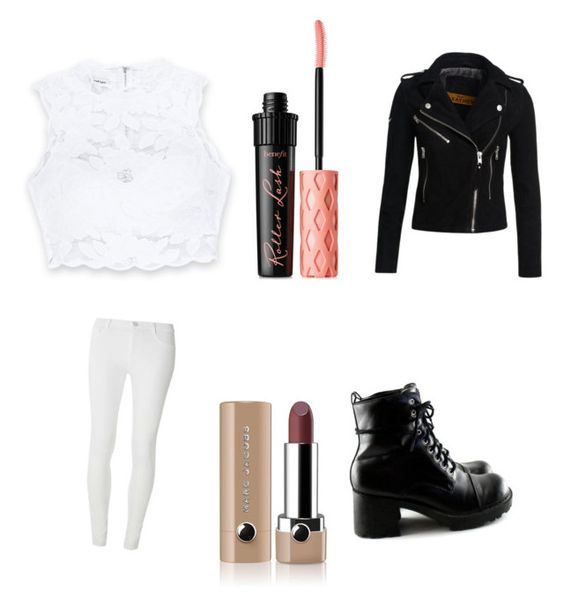 """Beautiful"" by grace-morehouse on Polyvore featuring Bebe, Superdry, Dorothy Perkins, Benefit and Marc Jacobs"