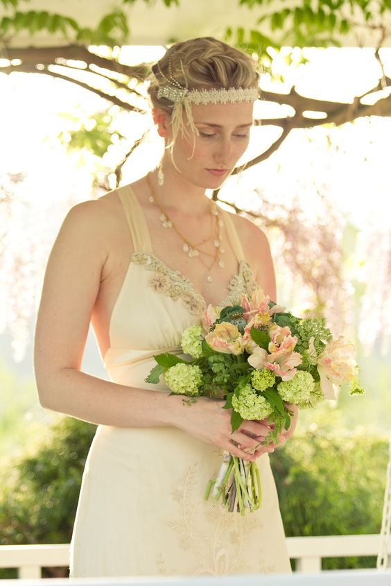 Wedding Flowers Portland Oregon Romantic Blush Pink Bouquet Spring
