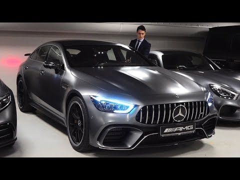 2019 Mercedes Amg Gt 4 Door Coupe Gt63s Full Review 4matic