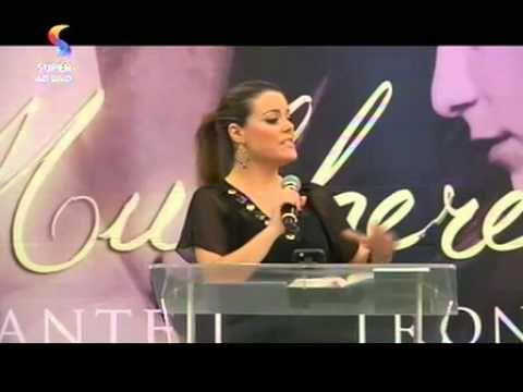 Culto Mulheres Diante do Trono - Ester - Com Ana Paula Valadão - 26/12/2012