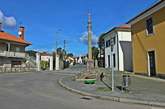 Vila Cova, Braga, portugal, Cruzeiro