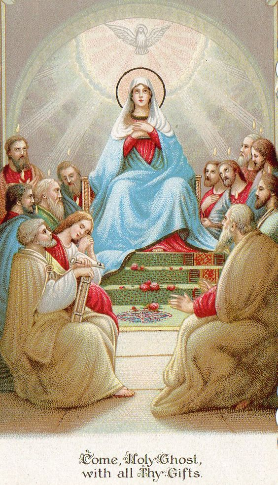 pentecost for catholic