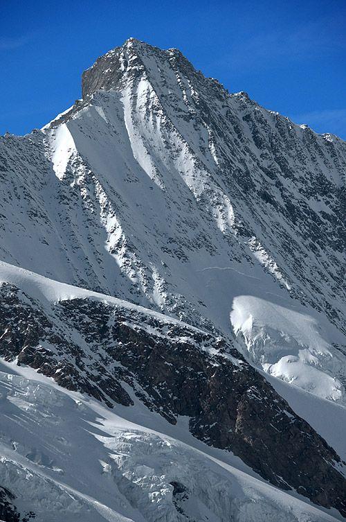 10. Täschhorn, 4491m, Michabel Group, Alps