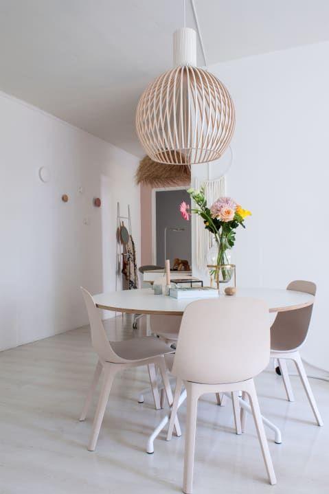 A Rental Home Is A Romantic Scandinavian Blush Beauty Ikea