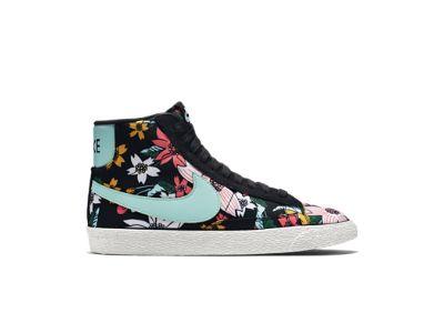 prix timberland enfant - Nike Blazer Mid Textile Print Women's Shoe | Sweaty and stylin ...