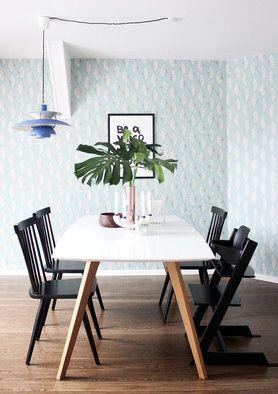 www.wohn-designtrend.de esszimmer ideen dekoration | esszimmer, Moderne deko