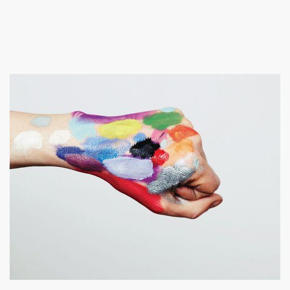 Album cover for Ornette.    Art direction & design : Leslie David