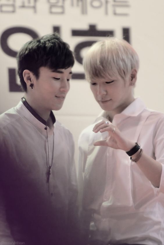 Jongup Himchan | One Shot B.A.P | Pinterest | Himchan