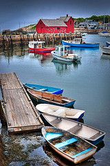 Tranquil Harbor by Domenick Creaco #EasyNip