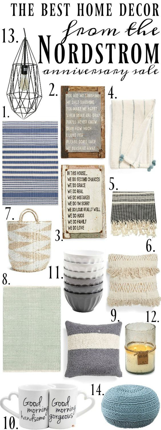 the best home decor from the nordstrom anniversary sale great farmhouse and cottage decor from