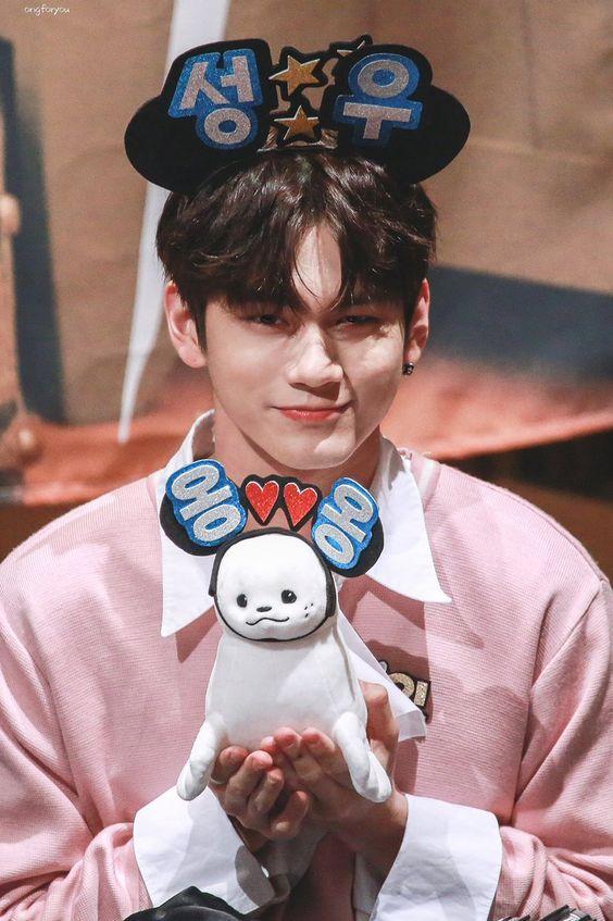 Wanna one OngSeongwu
