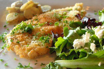 ... fried chicken seattle herbs potatoes salads homemade chicken green
