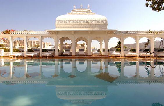 Hotel Taj Palace [Udaipur, India]