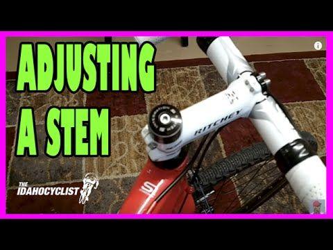 How To Adjust Handlebars Proper Adjustment Of Bicycle Handlebars