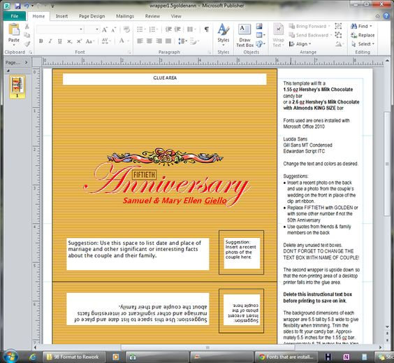 Pinterest the world s catalog of ideas for Candy bar wrapper template publisher