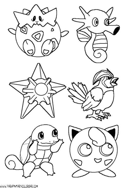 Dibujos Para De Pokemon 264 Todos Los Pokemon Para Pokemon Coloring Pages Pokemon Coloring Coloring Pages