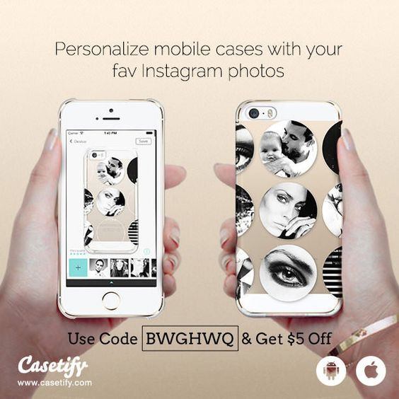 Dê vida aos seus Instagrams com o @Casetify @Casetagram. Ganhe $5 de desconto utilizando o código BWGHWQ #Casetify #Casetagram