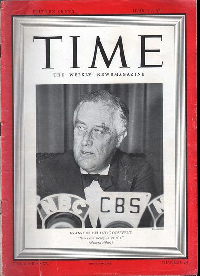 Time June 10 1940
