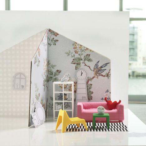 Ikea lanza la versi n casita de mu ecas de sus muebles - Cama munecas ikea ...