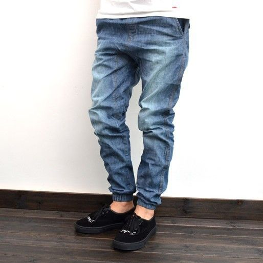 Compare Prices on Mens Jogger Jeans- Online Shopping/Buy Low Price ...