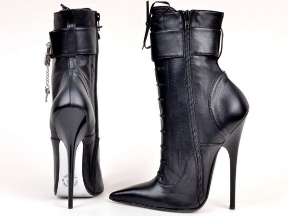 ☺ High Heels Shop by FUSS Schuhe €239,99 - heel : 14 cm (34) / 14 ...