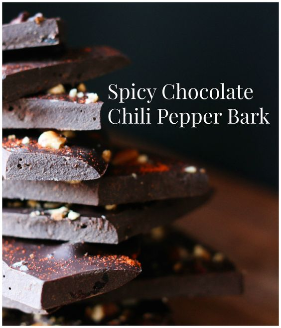 Chocolate chili, Paprika recipes and Sweet in on Pinterest