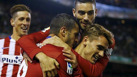 El Atlético es el mejor equipo a domicilio - MARCA.com