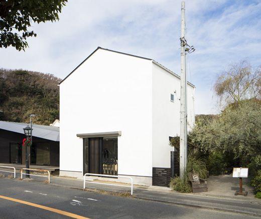 店舗併用住宅 Ouchi 39 石川淳建築設計事務所 建築設計事務所