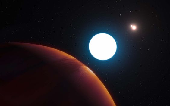 Astronomers have discovered alien planets with two or even ...