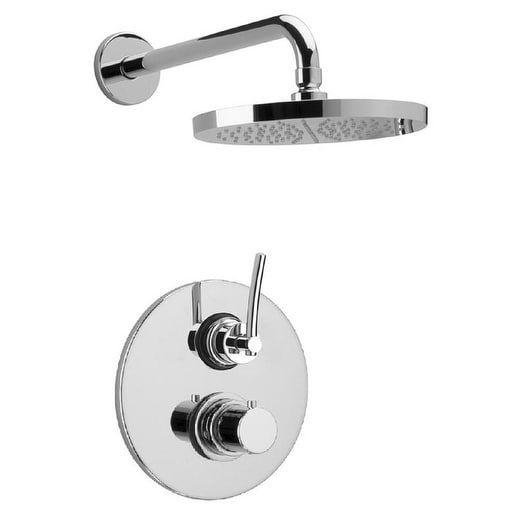 Handmade 3 4 Ceramic Disc Volume Control Shower Faucet Shower