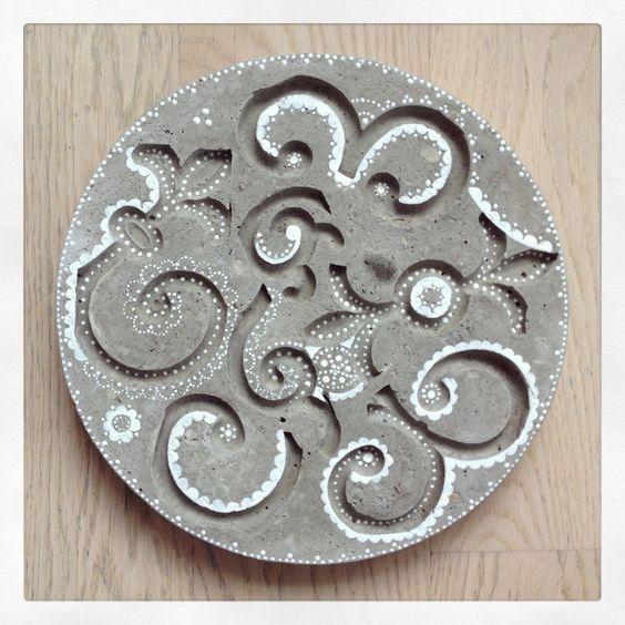 Ornamentplatten - Sieda Beton Website