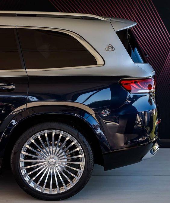 Mercedes Benz Maybach Fans On Instagram Super Luxury Suv 2020