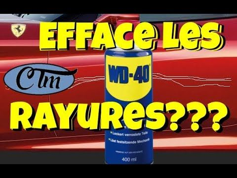 Tuto Wd 40 Efface Rayures Carrosserie Voiture Et Nettoie Les Jantes Youtube Rayure Carrosserie Carrosserie Voiture