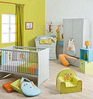 Le classique peinture pour chambre de b b fille help couleurs reprendre b b for Chambre orange et vert anis