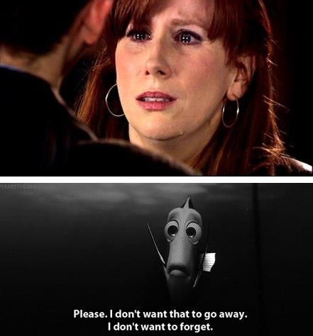 *crying* Donna. I liked Donna.