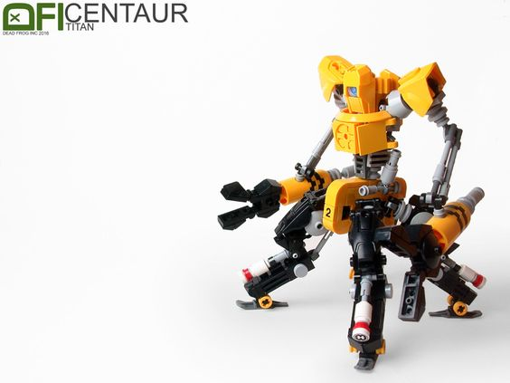 Centaur by Dead Frog inc. http://flic.kr/p/DNA9Mf