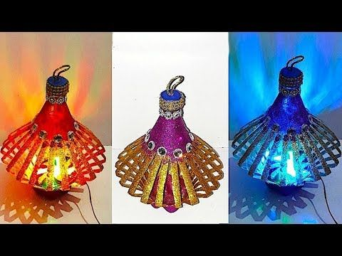 Diy Lantern Tealight Holder From Plastic Bottle Part 4 Diy