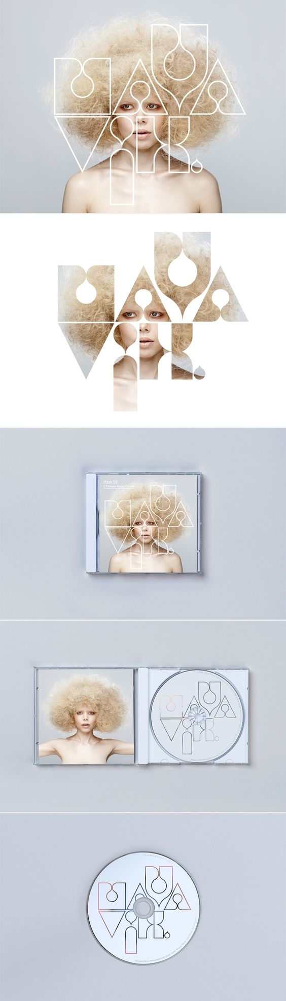 Maya Vik - Talent Branding by Gary Swindell