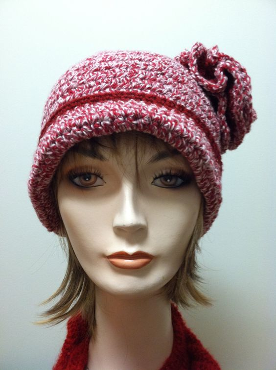 Crocheting Hats For Cancer Patients : explore chemo misc chemo hats and more cancer crochet hats