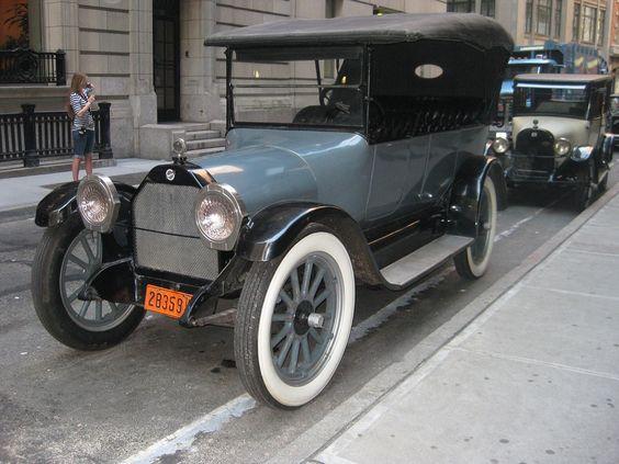 1918 Studebaker Touring