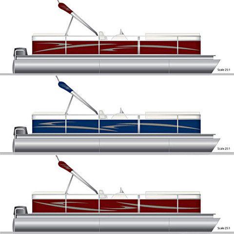 Pontoons Pontoon Boats And Decals On Pinterest