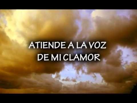 ESCUCHA SEÑOR MI ORACIÓN Salmo 5 1 3 - YouTube