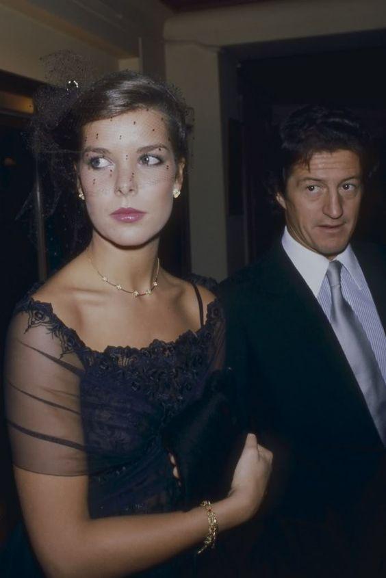 Princess Carolines First Husband: Monaco, Princesses And Princess Caroline On Pinterest