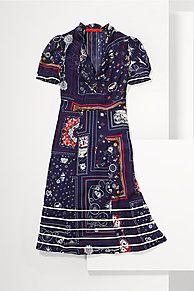 Shop de nautische lange jurk en verken de Tommy Hilfiger   collectie voor women. Gratis retourneren