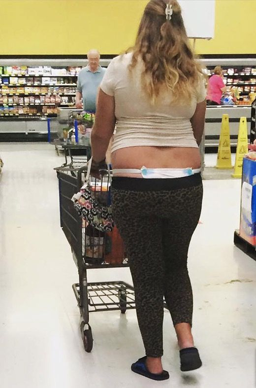 Adult Diaper Bikini Bottoms At Walmart - Funny Pictures At -5474