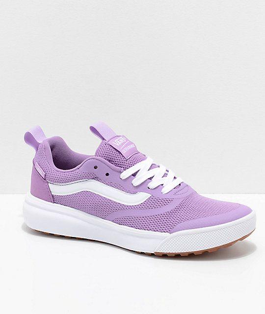 Vans UltraRange Rapidweld Orchid Shoes