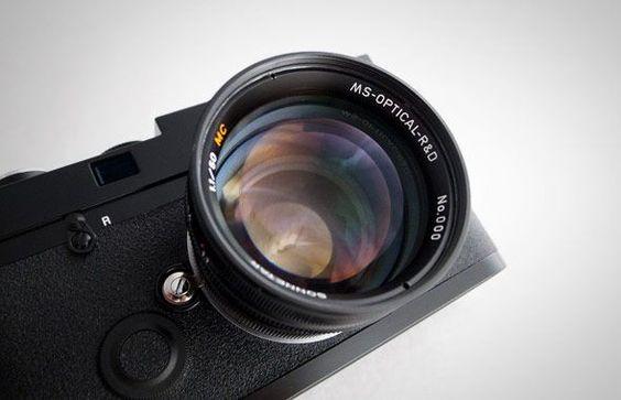 Pocket : The 50mm Sonnetar f/1.1 MC-Mount Lens By Miyazaki-San