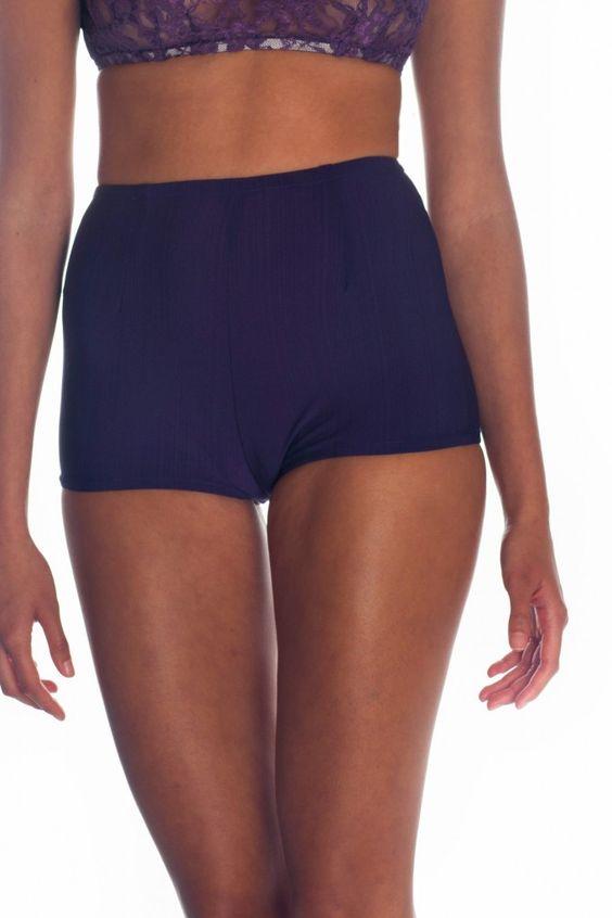 high waisted bikini shorts - photo #28
