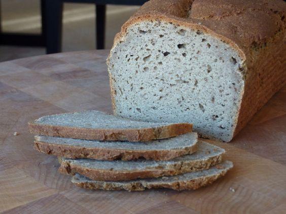 Russian teff bread
